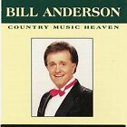Country Music Heaven by Bill Anderson (Vocals) (CD, Feb-1993, Curb)
