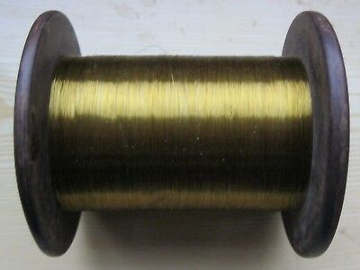 "Kovar wire 0.38 mm 32/' Co-Ni-Fe . 0.015/"" * 10m"