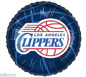 Image Is Loading NBA LOS ANGELES LA CLIPPERS Basketball Game Birthday