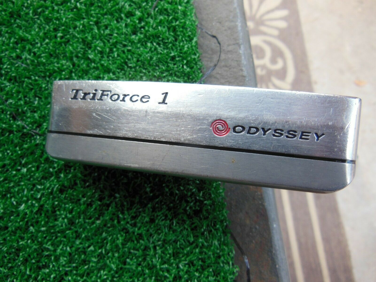 Odyssey Trifuerza   1 Putter 36 1 4   costo real