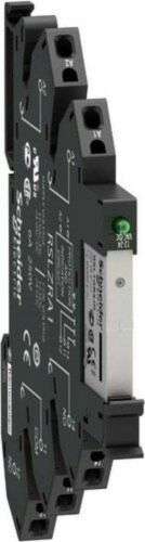 Schneider Electric Relay  RSLZRA4 slim//miniature relay base and realy
