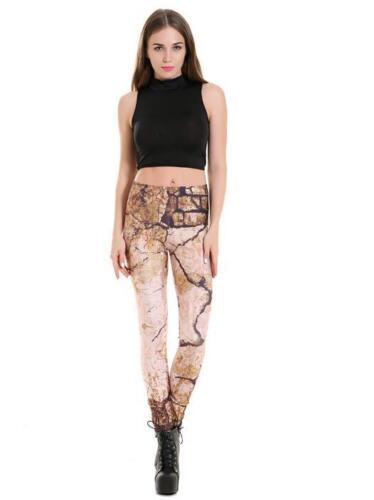Women legging Rock burst printed Legging S-4XL legging slim Legging 974