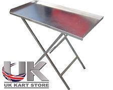 Workshop Pit Fold Up Working Bench / Table UK KART STORE