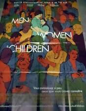 MEN, WOMEN & CHILDREN - DeWitt,Reitman - AFFICHE 120x160/47x63 FRENCH POSTER