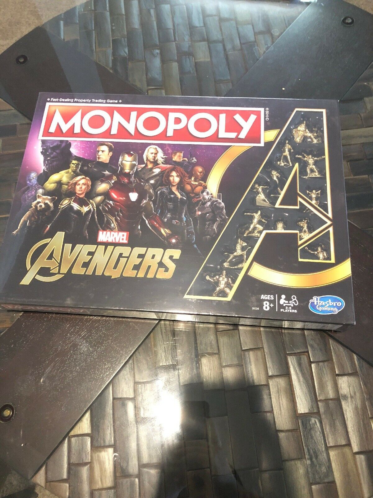 Monopoly Avengers Edition - NEW UNOPENED