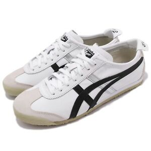 sale retailer df6d9 28035 Details about Asics Onitsuka Tiger Mexico 66 OT White Black Men Running  Sneakers DL408-0190