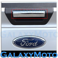 2015 FORD F150 Triple Chrome Plated Tailgate Door Handle Lever only Cover 15-16