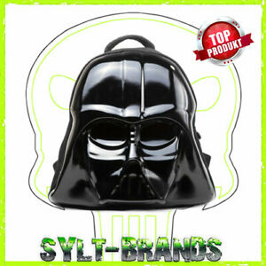STAR-WARS-DARTH-VADER-RUCKSACK-3D-MOLDED-BACKPACK-TASCHE-BORSEN-HATS-SYLT-BRANDS