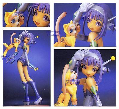 "10/""Japanese Anime BELLDANDY ANGEL TYPE ON POLE Vinyl Model Kit 1//10"