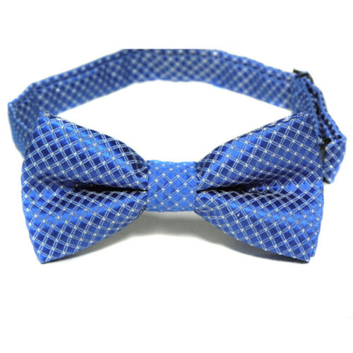 Children Kid Formal Cotton Bow Tie Classical Bowties Colorful Business Neck Ties