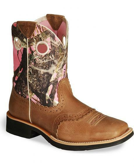 New Womens Ariat 10007977 10007977 10007977 Fatbaby Cowgirl Cowboy Boot 88f1f9