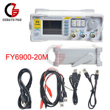 20mhz Arbitrary Waveform Generator Pulse Signal Frequency Counter Fy6900 20m
