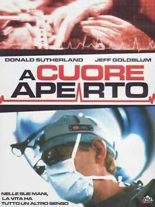 A-CUORE-APERTO-Pulp-Video-DVD-Nuovo
