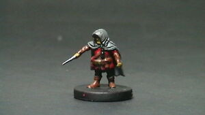 HALFLING ROGUE #06.Dungeons and Dragons Miniatures: Icons of the Realms Starter