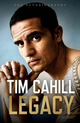 1 of 1 - Legacy: The Autobiography of Tim Cahill by Tim Cahill..HARDCOVER...VGC lnf11
