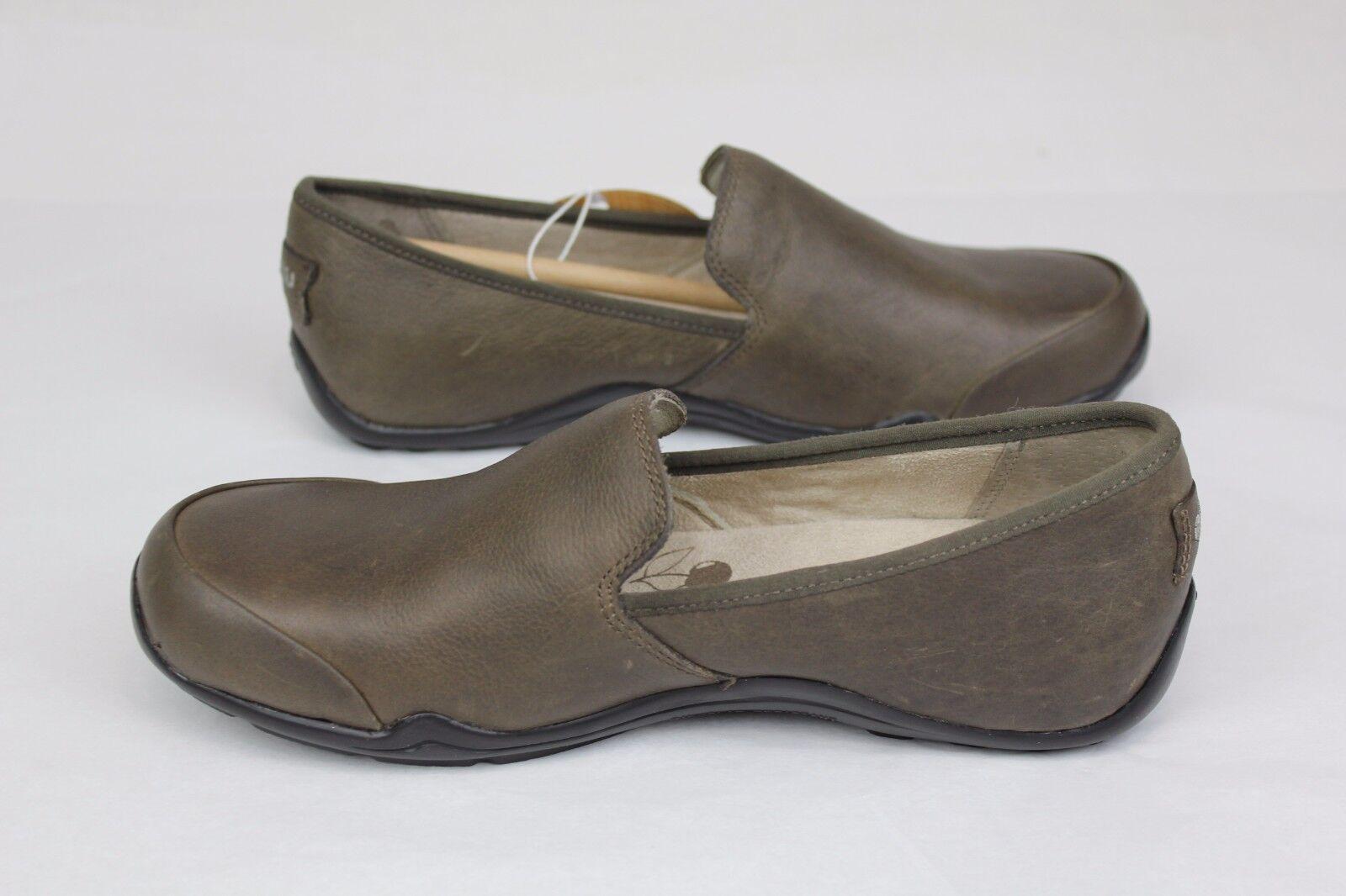 Ahnu Marrón Para mujeres Cuero Marrón Ahnu Nogal Penny Pro Zapato Talla 6 EE. UU. a42bb5