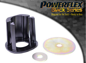 Powerflex BLACK Poly Bush VW Passat CC 35 Engine Mount Insert lt2008 - <span itemprop=availableAtOrFrom>Pwllheli, United Kingdom</span> - Refund will only be given to items returned in as new condition with original packaging. Most purchases from business sellers are protected by the Consumer Contract Regulations 2013 whic - Pwllheli, United Kingdom