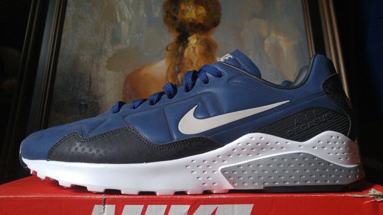 Nike Air Zoom Pegasus 92 prm 3m Reflective sz 9.5 10 11 844654 400 coastal bluee
