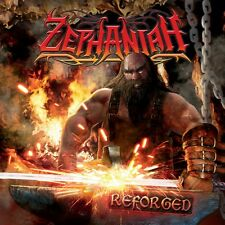 ZEPHANIAH - Reforged (NEW*US POWER/SPEED METAL*ICED EARTH*GAMMA RAY)