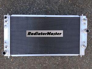 Complete Aluminum Radiator for 1998 1999 2000 Dodge Intrepid ALL TYPES