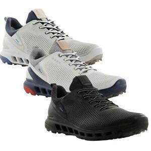 Ecco Golf 2020 Mens Biom Cool Pro Racer Gore Tex Spikeless Golf Shoes Ebay