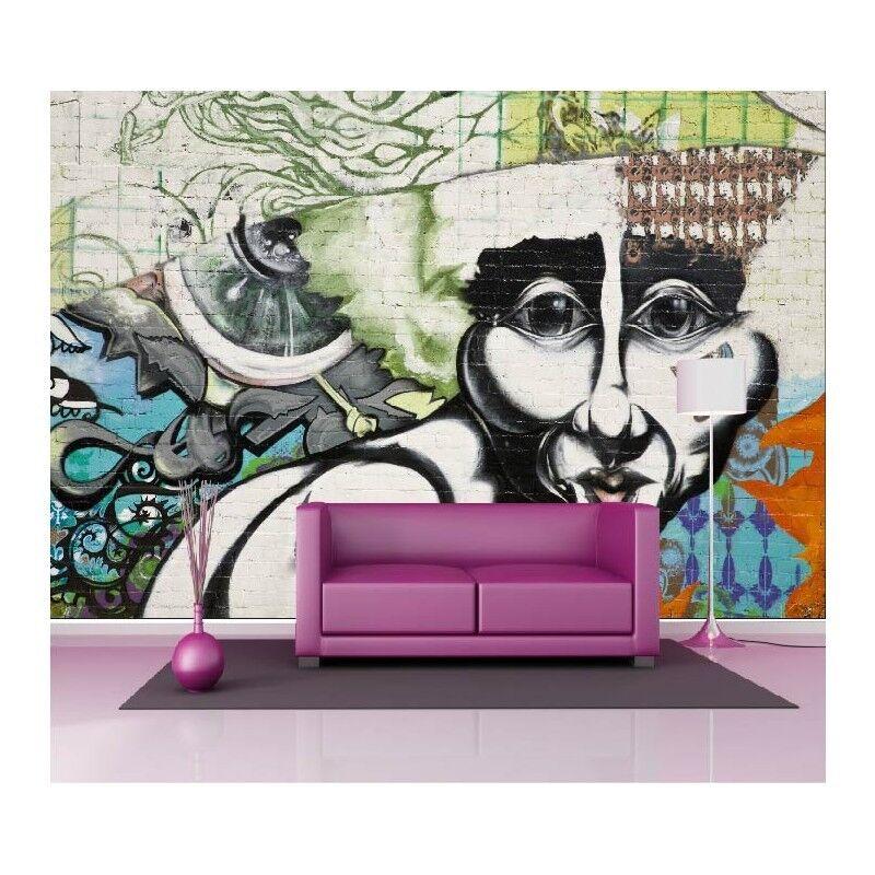 Carta Dipinto Gigante Tag Graffiti1500