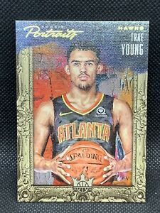 2019 Panini Court Kings Trae Young Rookie Portraits /199 HOT