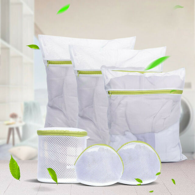 6 Pcs Laundry Washing Machine Mesh Bag Underwear Aid Bra Socks Lingerie