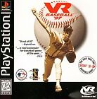 VR Baseball '97 (Sony PlayStation 1, 1997)