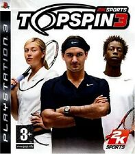 TOP SPIN 3             -----   pour PS3