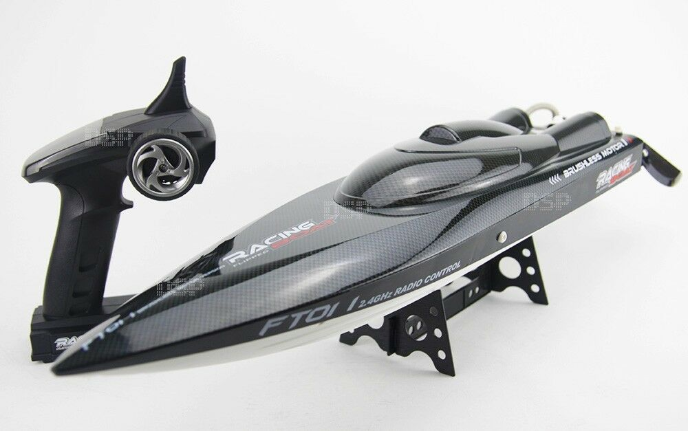 FeiLun Top RC Brushless Racing Speedbota FT011  2.4 GHz bis 60kmh schnell