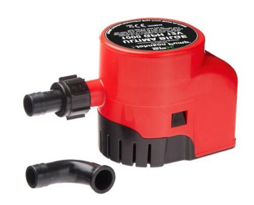Johnson Lenzpumpe Ultima  elektrisch Bilgenpumpe SPX Johnson Lenzpumpe