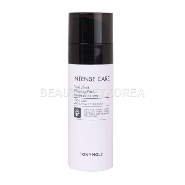 TONYMOLY - Intense Care Dual Effect Sleeping Pack 100ml / Korea cosmetics