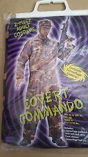 Covert commando army navy marine halloween costume men