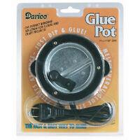 High Temperature Hi-temp 40 Watt Hot Melt Glue Pot / Skillet