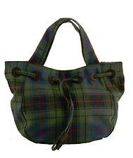 Davidson Tartan Handbag 100% Wool 60% off RRP (Style 540)