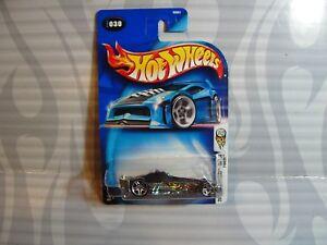 Autos, Lkw & Busse Hilfreich 2004 Hot Wheels Erste Editionen #030 =f-racer= Schwarz & Chrom 0714 Einfach Zu Verwenden Modellbau