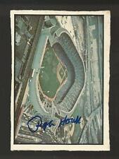 Ralph Houk Signed Auto 1978 SSPC Baseball Card Autograph