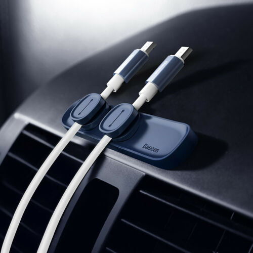Magnetic Cable Clips Cable Holder Desktop Cable Clip Cord Wire Management