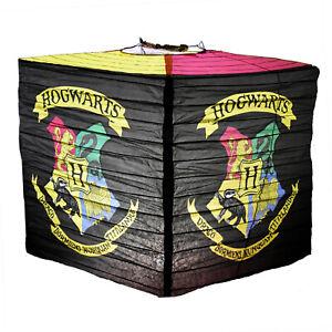 Harry Potter Hogwarts Wappen Lampenschirm Lampe Zimmerlampe ...