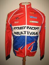 Merida Multivan WORN by VAN HOUTS jersey shirt cycling maillot trikot mtb size M