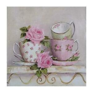 5D-DIY-Full-Drill-Diamond-Painting-Pink-Cups-Cross-Stitch-Embroidery-Kits