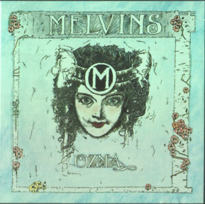 Melvins-Ozma-Gluey-Porch-Treatments-CD-SEALED-Doom-Sludge-Grunge-Rock-Album