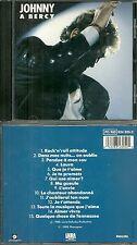 RARE / CD - JOHNNY HALLYDAY : JOHNNY EN CONCERT LIVE A BERCY