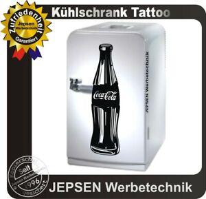 Coca-Cola-Bottle-Aufkleber-60x17cm-Bottle-B1-z-B-fuer-Kuehlschrank-mit-Farbwunsch