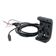 Garmin Montana 600 650 650t Motorcycle Cradle Hardwire Power Audio 010-11654-01
