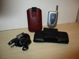 Telephone-Mobile-Motorola-V66-Deverrouille-V66