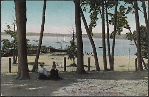 AX3726-Germany-Berlin-Wannsee-Cartolina-postale-Postcard