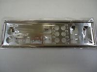 Evga Bfg Xfx Nforce 790i Ultra Sli Motherboard Backplate Panel I/o Shield