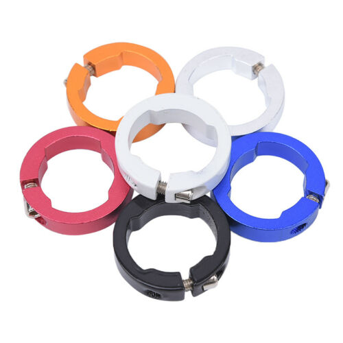 H FH 1pc Bicycle Grips Ring Aluminum Alloy End Lock Rings Handlebar Bike Parts